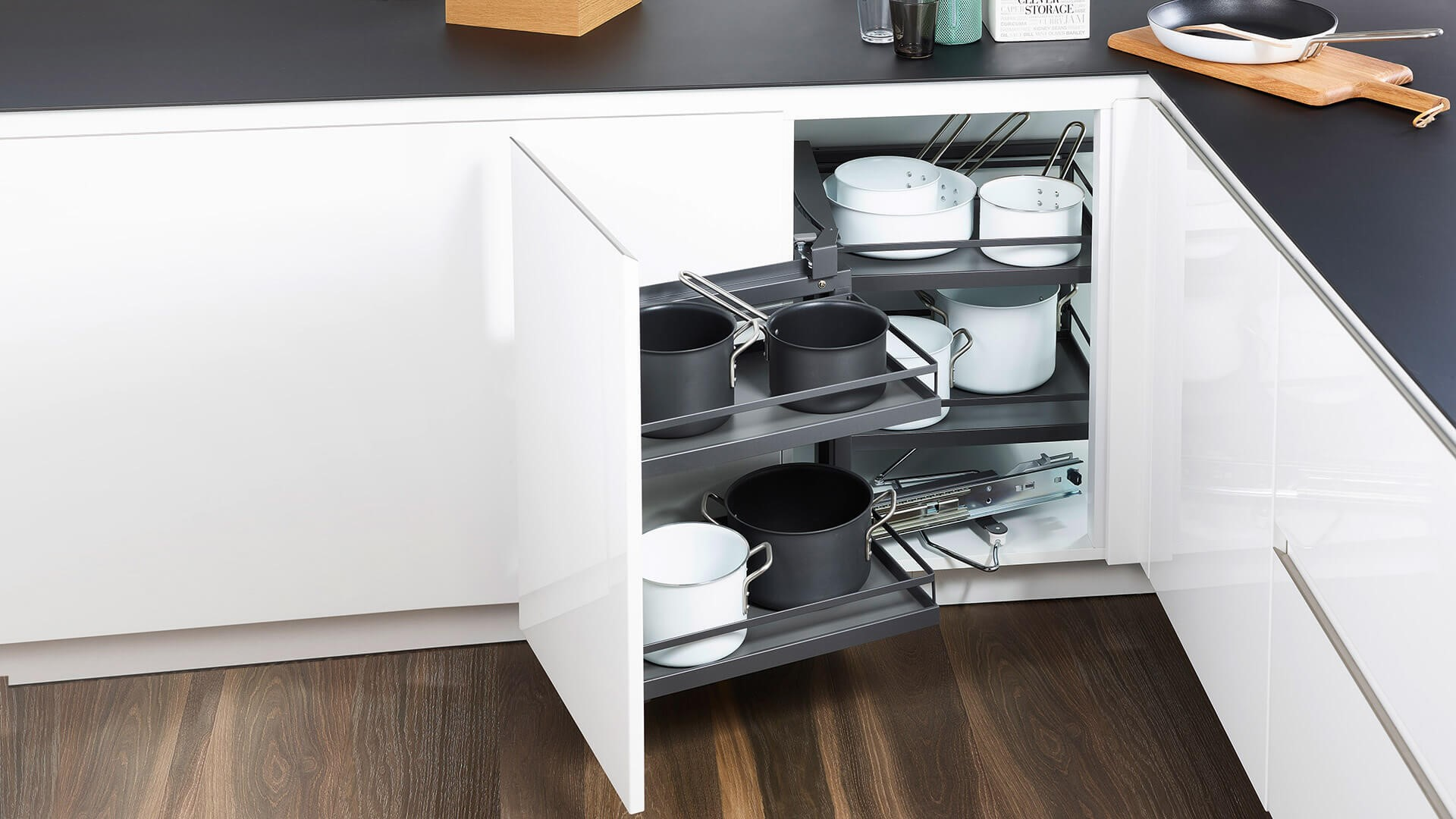 Magic Corner Kitchen – Upgrade The Style Of Your Kitchen Well